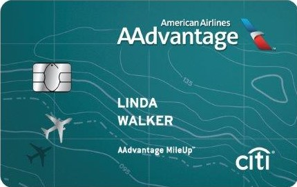 American Airlines AAdvantage MileUp<sup>℠</sup> Card
