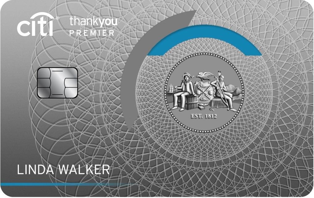 Citi ThankYou<sup>®</sup> Premier Card